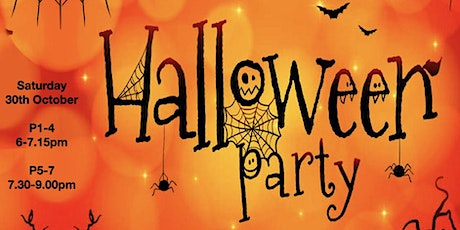 P1-4 Halloween Party tickets