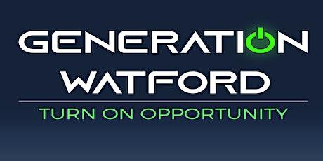 Generation Watford Careers Fair tickets