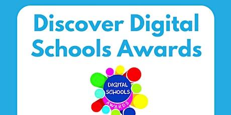 Discover Digital Schools Awards tickets
