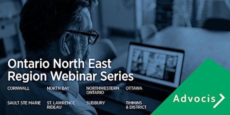 Sudbury: Northern Education Series - Session 1 tickets
