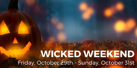 Wicked Weekend- Saturday's Pool Party tickets