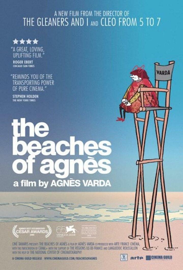 Imagen de AGN´ÉS VARDA 14 LES PLAGES D'AGNÈS Agnès Varda, 2008.