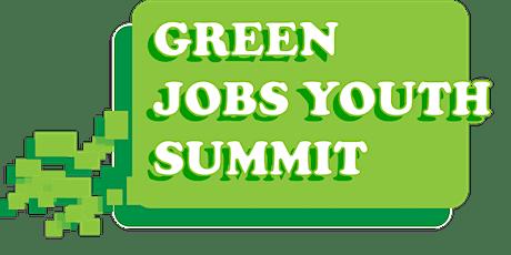 Youth Green Jobs Summit tickets