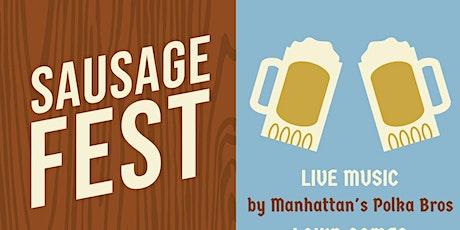 Sausage Fest tickets
