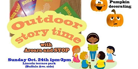Outdoor Story Time with Aroara and SYOP tickets