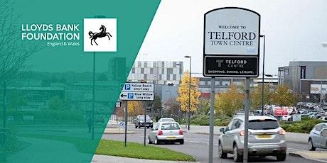 Aspiration: Unlocking Potential in Telford and Wrekin tickets