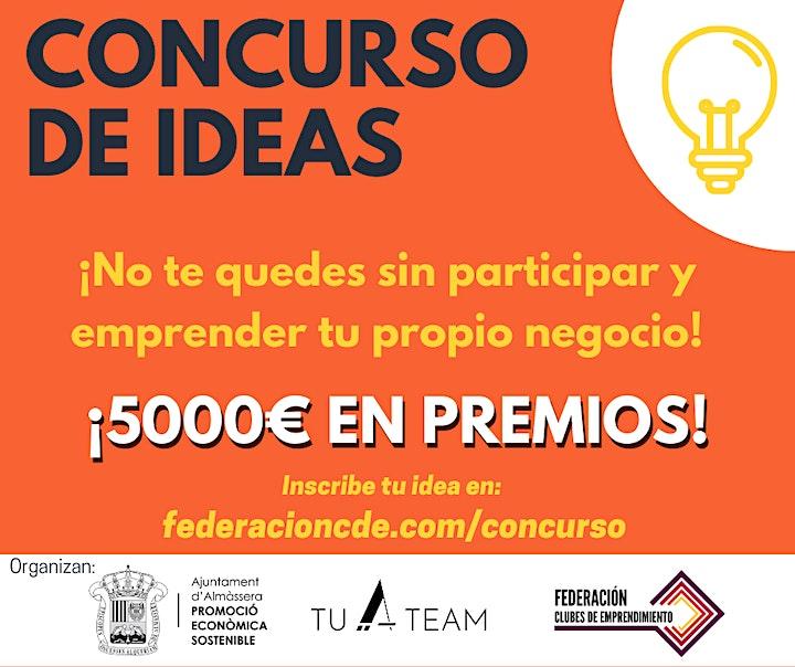 Sesión informativa Club de Emprendimiento de Almàssera image