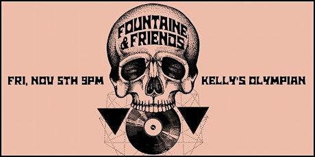 Fountaine & Friends tickets