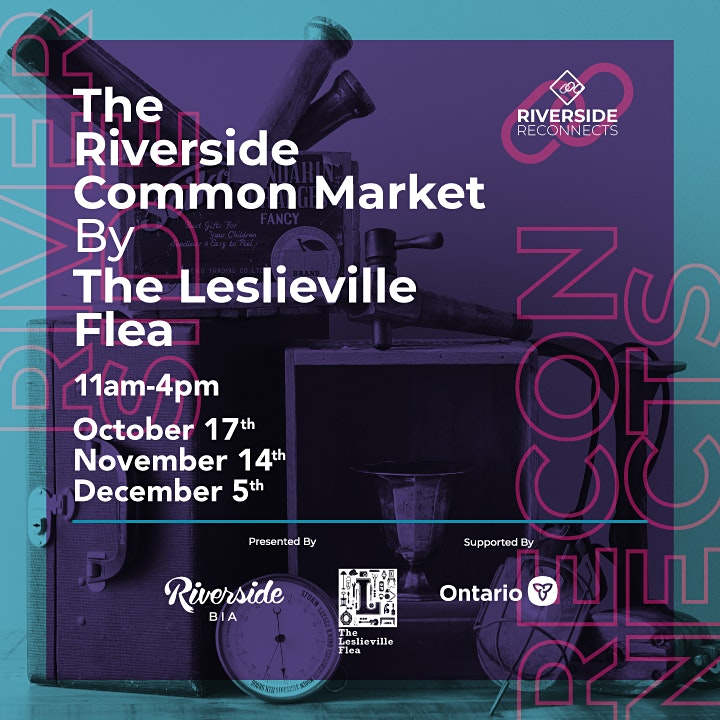 The Riverside Common Market BY The Leslieville Flea image