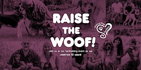 Raise the Woof 2021: Ten Year Anniversary! tickets