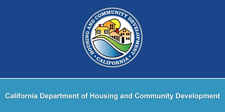 SB 35 Streamlined Ministerial Approval Process Guidelines Listening Session ingressos