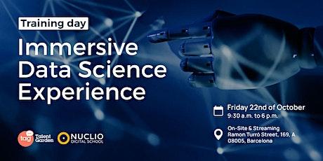 Immersive Data Science Experience entradas