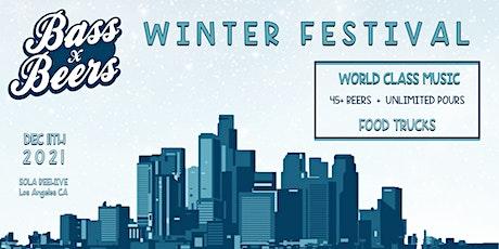 Winter Music & Beer Festival tickets