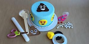 Emoji Cake Workshop