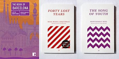 Barcelona in Translation –Three Books entradas