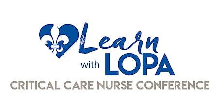 Critical Care Nurse Conference (Hybrid Event) tickets