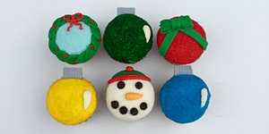 Early Christmas Cupcake Workshop: LOVE THE COOPERS