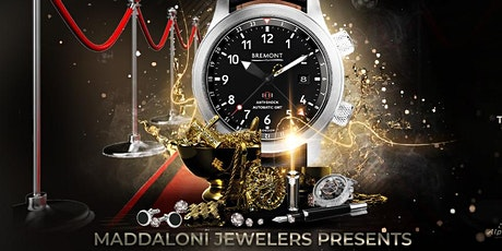 20th Annual Festival of Watches By Maddaloni Jewelers tickets