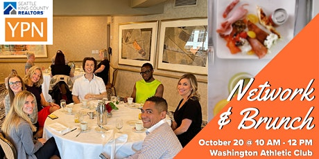 October Network & Brunch with Young Professionals Network tickets