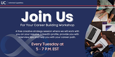 Tuesday Career Coaching Workshop tickets