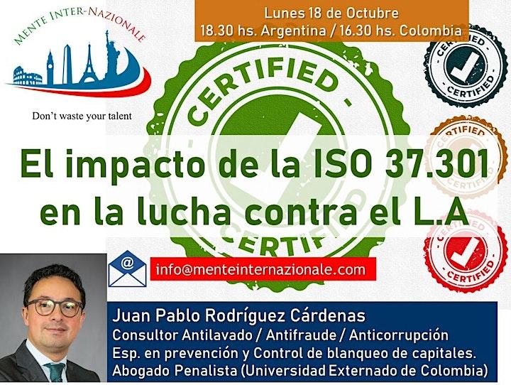 Imagen de El impacto de la ISO 37301 en la lucha contra el Lavado de Activos