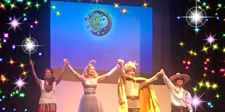 """""""Soliluna:  a magical voyage thru 5 continents of the world' tickets"""