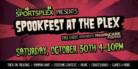 SpookFest at the Plex tickets