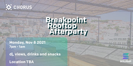 Breakpoint Rooftop Afterparty tickets