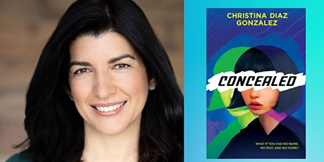 Concealed: An Evening with Christina Diaz Gonzalez tickets