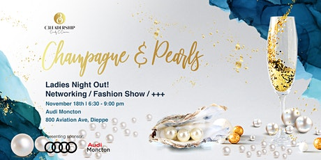Champagne & Pearls - Ladies Night Out! tickets