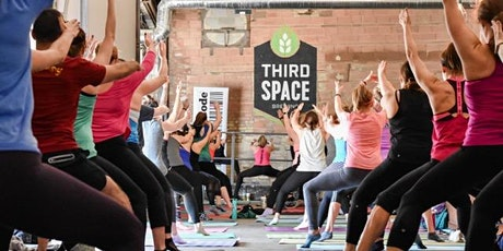 Barre in Your Third Space tickets