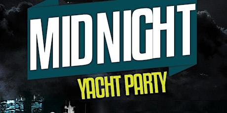 MIDNIGHT YACHT PARTY NEW YORK CITY entradas