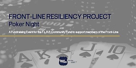 F.L.R.P. Poker Night tickets