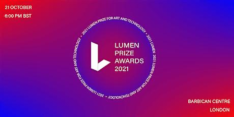 2021 Lumen Prize Awards Ceremony tickets