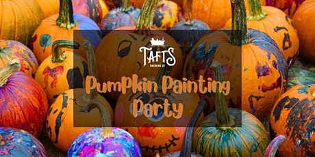 Pumpkin Painting Party tickets