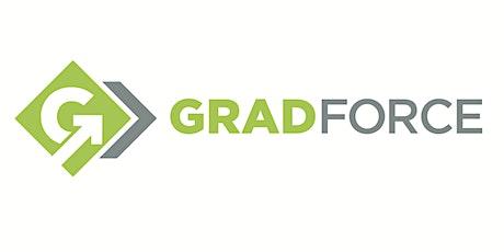 GradForce: Get Hired! Launch tickets
