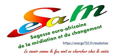 SEAM session euro-africaine de la médiation et du changement billets