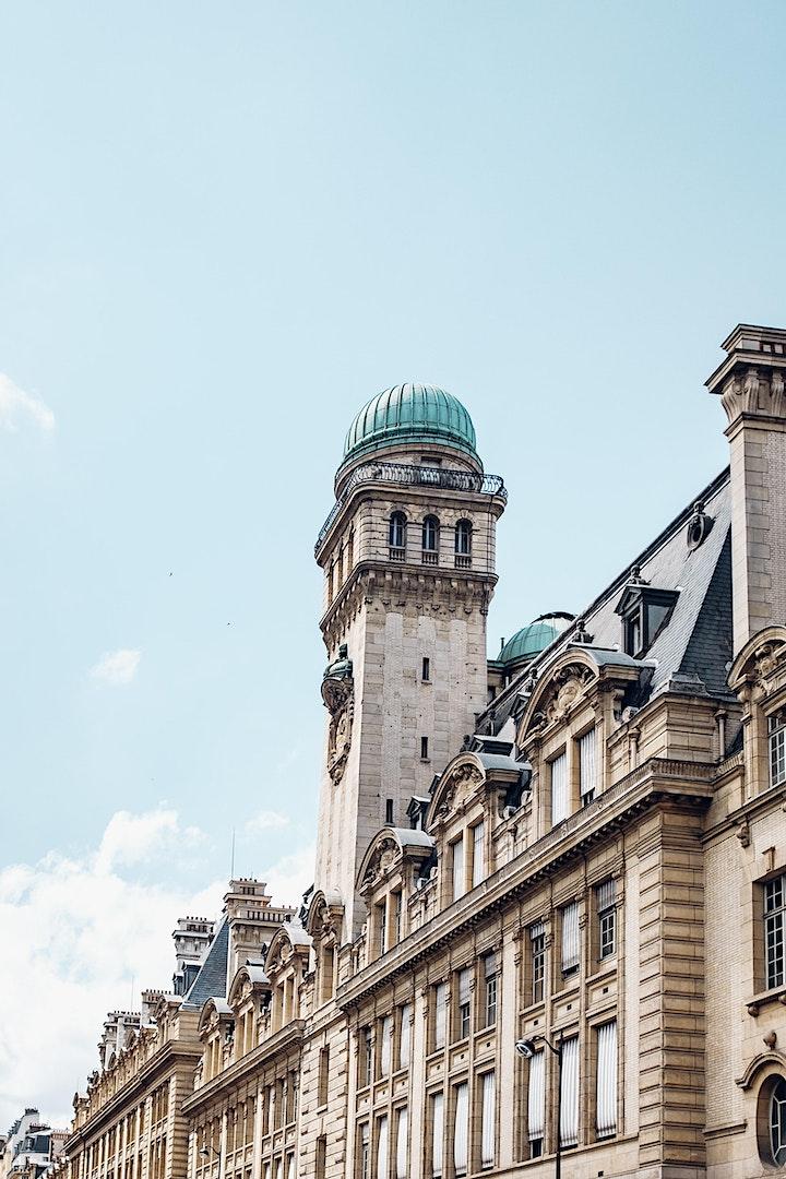 Imagen de Webinar: Estudiar en Francia
