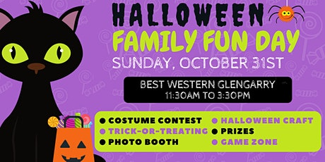 Halloween Family Fun Day 2021 tickets