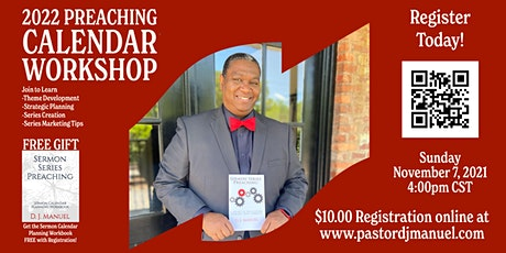 2022 Preaching Calendar Workshop tickets