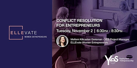 Conflict Resolution For Entrepreneurs tickets