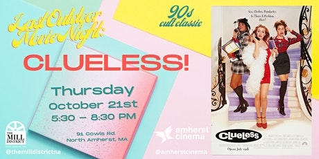 Mill District Movie Night: 'Clueless' tickets