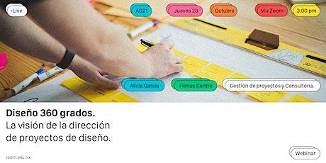 → Diseño 360 grados. La visión de la dirección de proyectos de diseño entradas