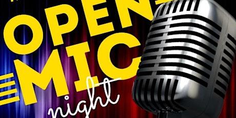 Margarita Mondays Open MIc Night tickets