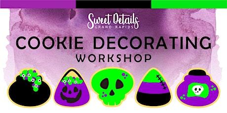 Spooky Cookie Class tickets