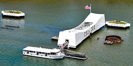 Pearl Harbor Memorial, Hawaii - 80th Anniversary Livestream Tour tickets