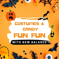 Costumes and Candy Fun Run with New Balance tickets