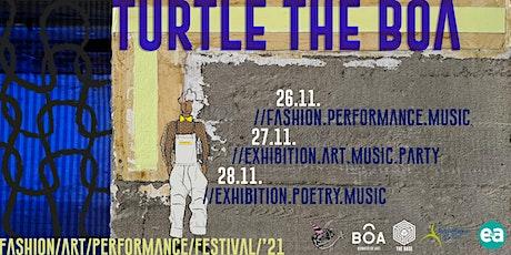 Turtle the BOA tickets