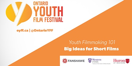 2021-22 Youth Filmmaking 101: Big Ideas For Short Films tickets