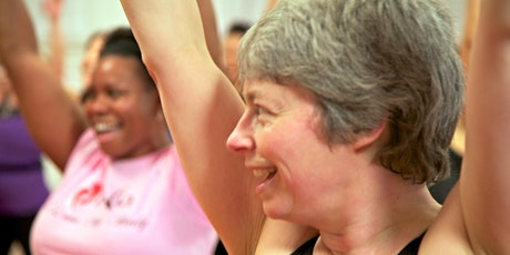FREE! Online Nia dance classes - LETS KEEP MOVING! - Tuesdays at 7pm tickets